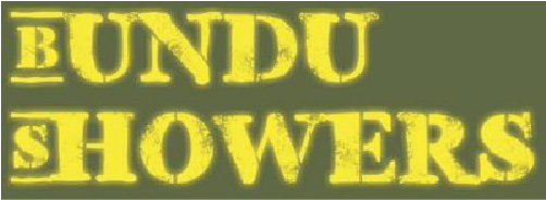 bundu showers logo